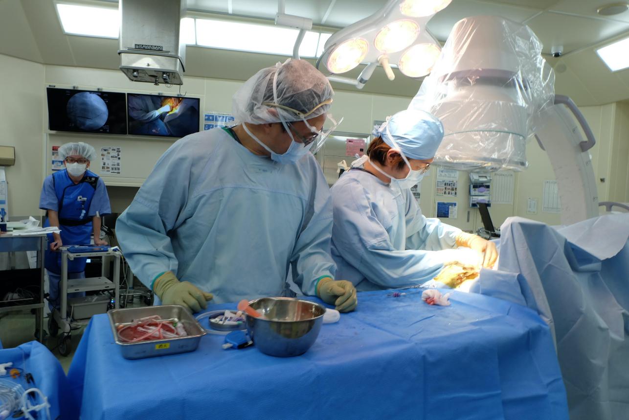 心臓デバイス治療